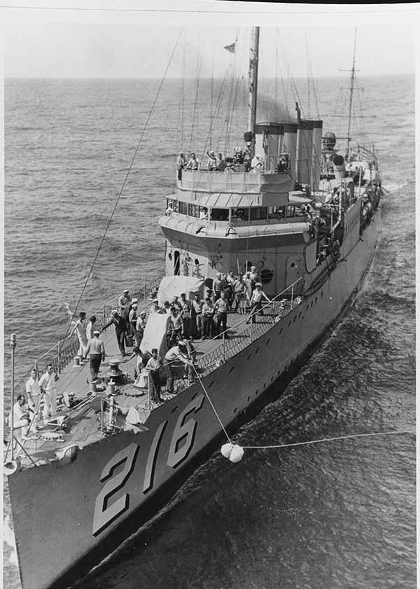 USS John D. Edwards
