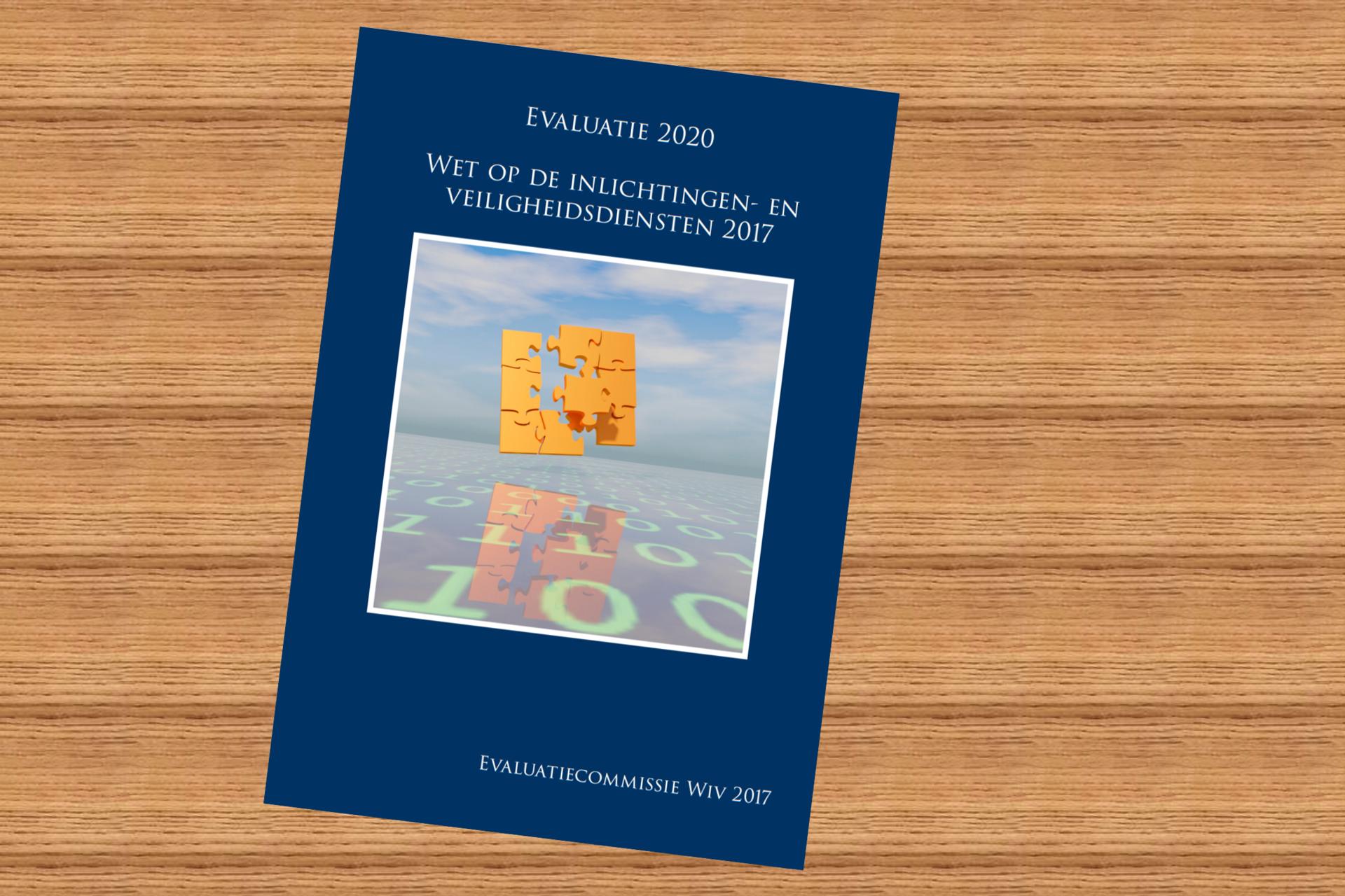 Rapport Evaluatie 2020 WIV 2017