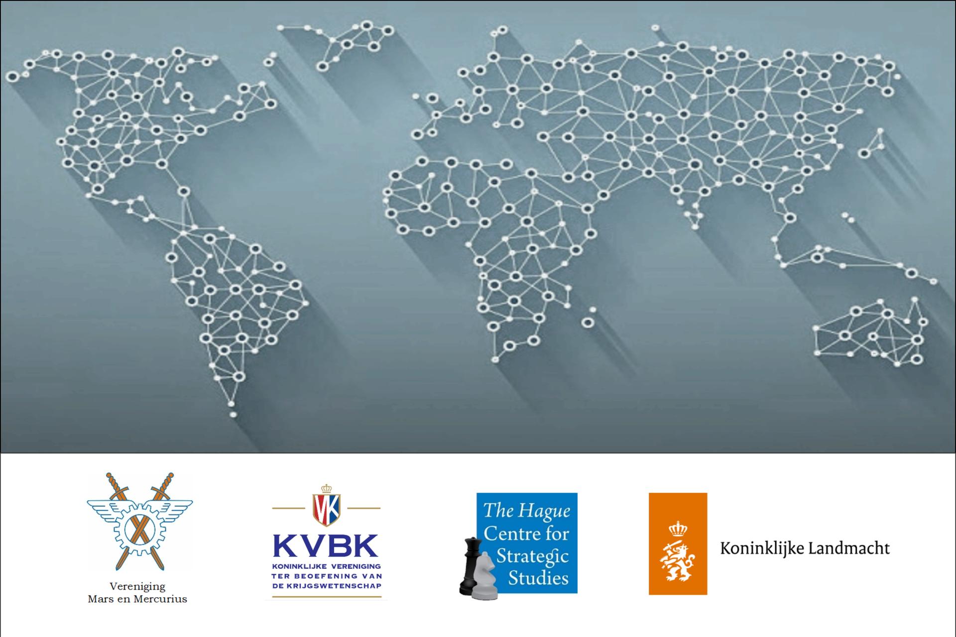 Logo's Mars en Mercurius, KVBK, HCSS en KL