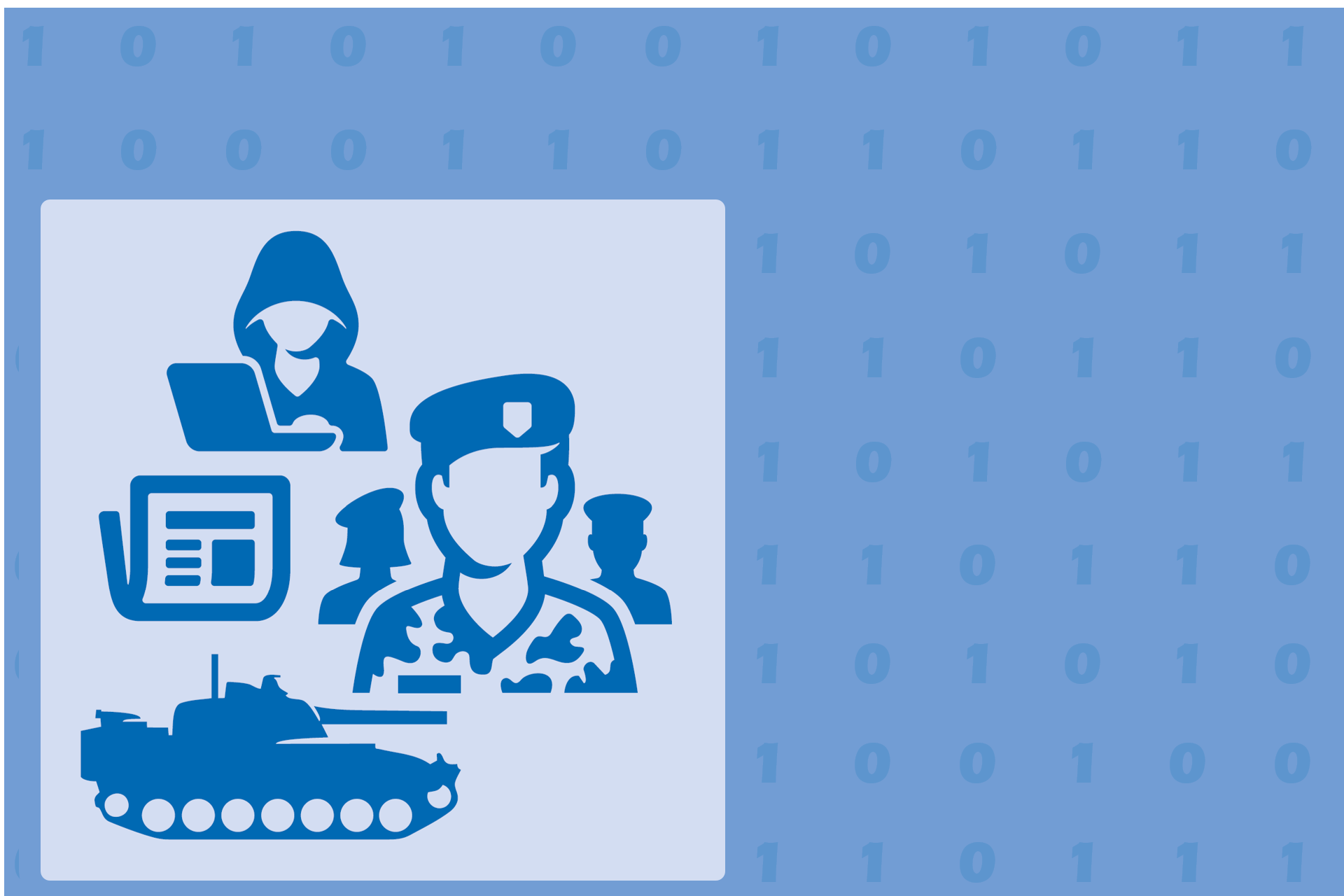 Informatiegestuurd in Optreden & Operaties (Defensievisie 2035)