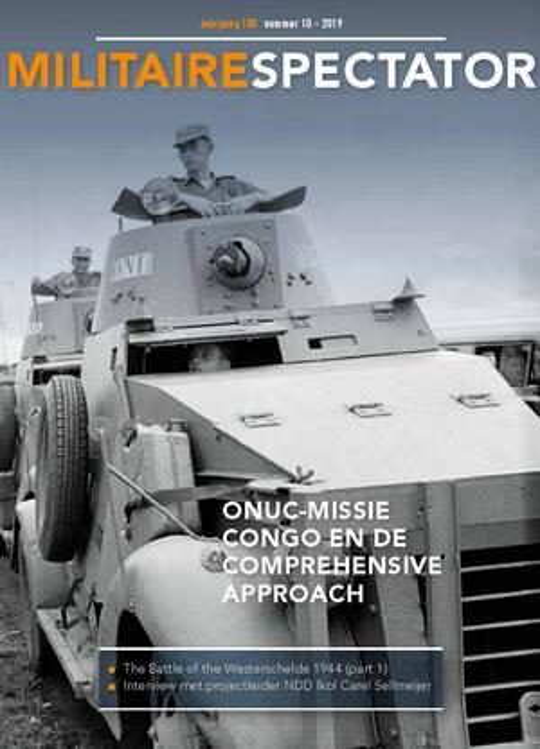 Militaire Spectator 10-2019