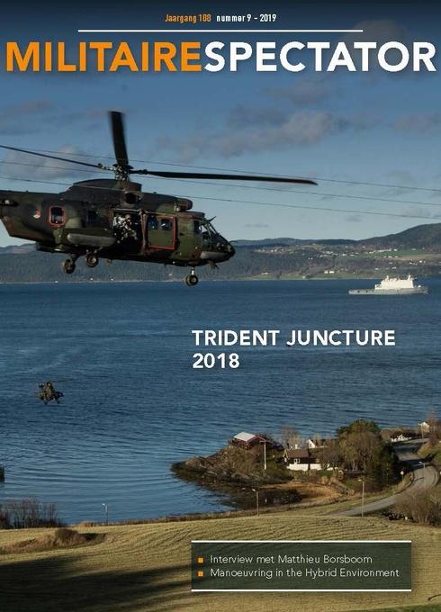 Militaire Spectator 9-2019